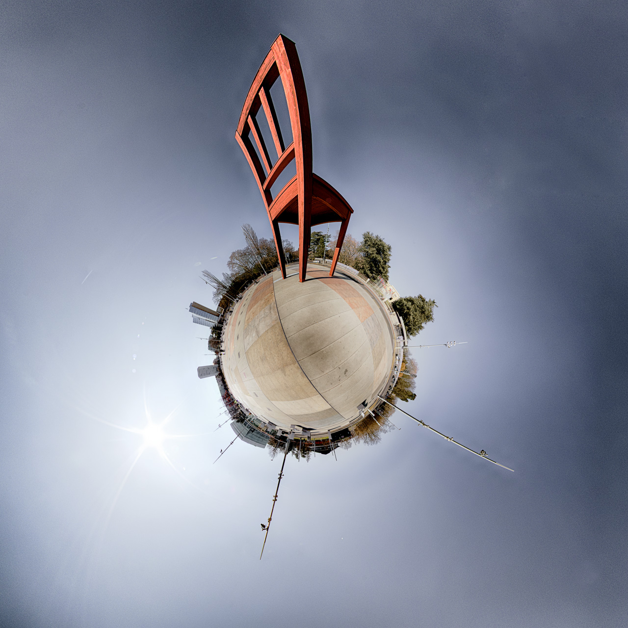 My own Little Planet - UNO